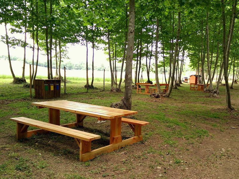 taula picnic les 3 flors