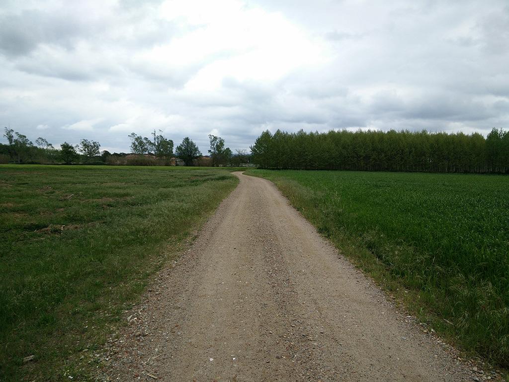17. camino arena despues tunel carretera