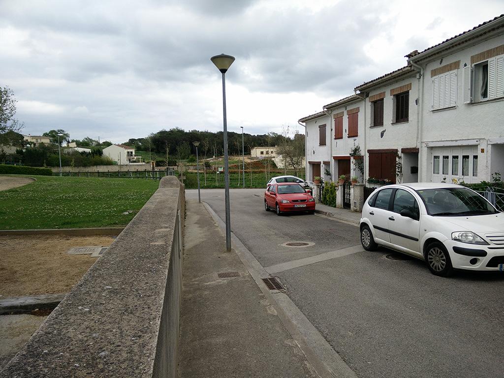 5. calle asfalto direccion estanys de sils