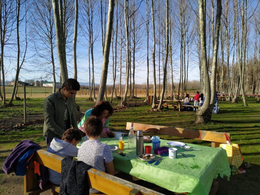 menu calçots nueva temporada picnic les 3 flors