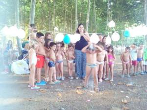 aniversari nens joc globus picnic les 3 flors
