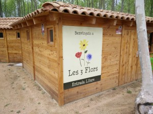 entrada cartell bar picnic les 3 flors