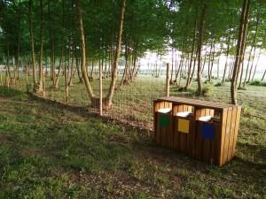 escombraries civisme reciclatge picnic les 3 flors