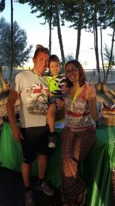 familia aniversari celebracio picnic les 3 flors