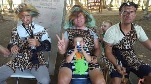 familia aniversari festa nens picnic les 3 flors