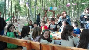 festa aniversari quina gana picnic les 3 flors