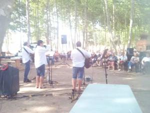 grup musica gent gran picnic les 3 flors