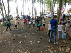 jocs aigua nens festa aniversari picnic les 3 flors