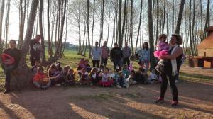 nens a punt per lespectacle picnic les 3 flors