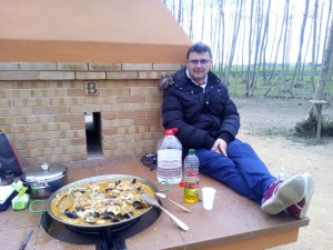 paella barbacoa dinar grup picnic les 3 flors
